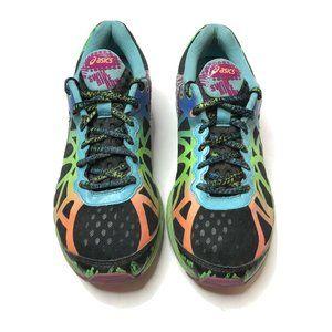 Asics Womens Gel Noosa Tri 9 Multicolor Shoes 8